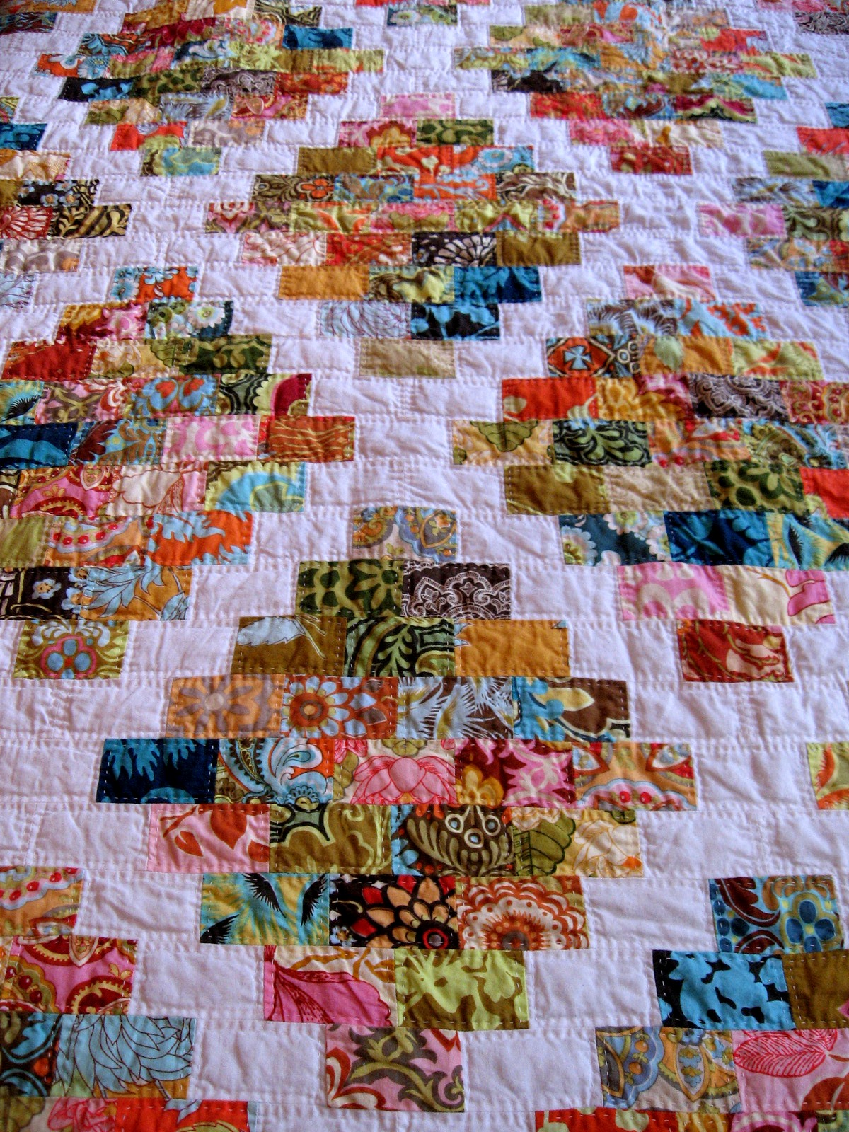Quilt Patterns With 3 Fabrics : My Favorite Quilt Brooklyn Quilting Co