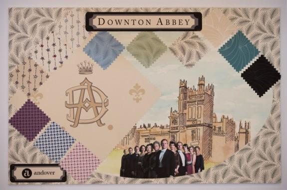 Downton Mood Boards - Non-Character Small